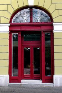 A festett ajtók igen népszerűek
