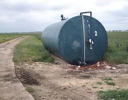 Gázolaj tartály tisztítása